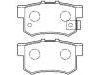 Pastillas de freno Brake Pad Set:43022-SM4-G00