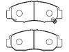 Pastillas de freno Brake Pad Set:45022-TSE-K00