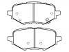 Pastillas de freno Brake Pad Set:43022-TRT-A00